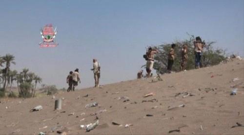 مليشيات #الحـوثي تكثف من عملياتها العسكرية جنوب #الحـديدة