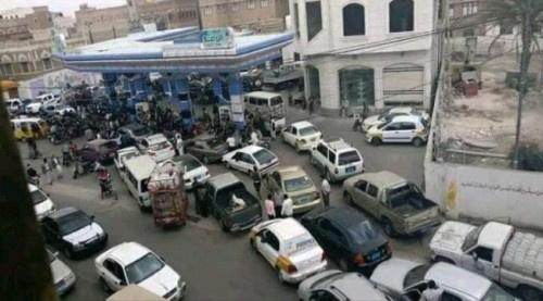 المشتقات النفطية معاناة لا تنتهي وعقاب حكومي يقهر المواطن