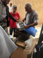 مؤسسة يافع للعمل والإنجاز تدعم مستشفى النصر بـ#الضالع بمستلزمات وأدوات طبية