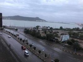الأرصاد الجوي يتوقع هطول امطار رعدية على #العاصمة_عدن
