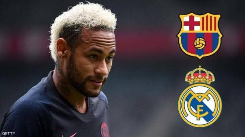 من يحتاج نيمار أكثر.. ريال مدريد أم برشلونة؟