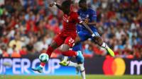 ليفربول يتوج بكأس السوبر الأوروبية للمرة الرابعة في تاريخه
