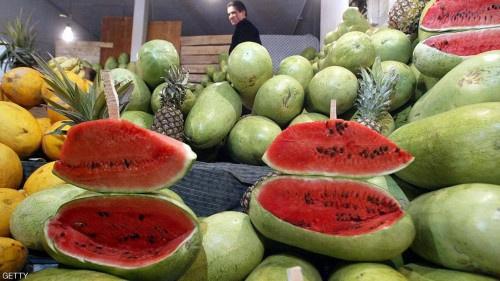 """البطيخ.. منافع صحية كبرى بسبب """"الملك"""""""
