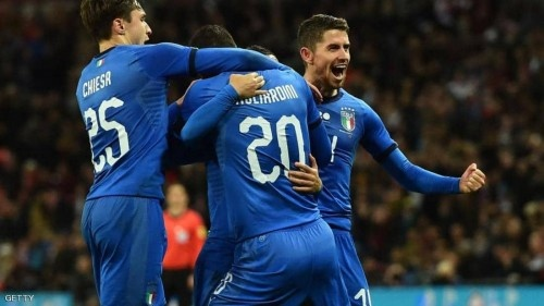ركلة جزاء قاسية تمنح إيطاليا الفوز على فنلندا