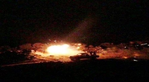 عاجــل.. إفشال وكسر زحف واسع لمليشيات #الحوثي باتجاه جبهتي الزبيريات والريبي شمال #الضالع