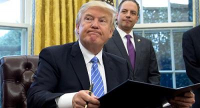 """ترامب يوافق على نشر قوات أميركية """"دفاعية"""" في المنطقة"""