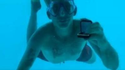 غرق أمريكي أثناء عرضه الزواج على حبيبته تحت الماء