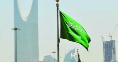 """محافظة طريف بالسعودية تتزين باللون الأخضر والأعلام احتفاءً باليوم الوطنى الـ""""89"""""""
