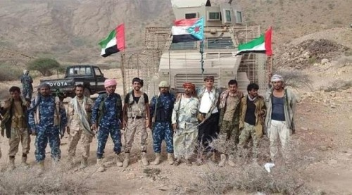مليشيا الإصلاح (اخوان #اليمن) تداهم منزل قائد قوات التدخل السريع بالنخبة الشبوانية
