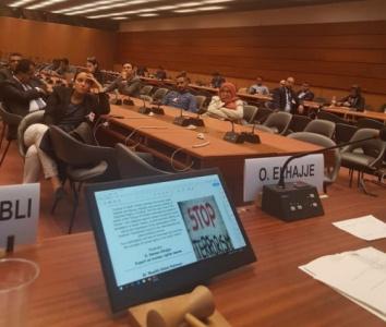 دائرة حقوق الإنسان بالانتقالي الجنوبي تصدر تقريرها عن الانتهاكات التي ارتكبت خلال أحداث أغسطس الماضي
