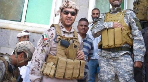 قائد #التحـالف_العربي يشيد بانتصار القوات الجنوبية في #الضـالع