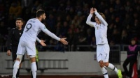 """""""جيرو"""" يضع فرنسا على أعتاب التأهل لنهائيات بطولة أوروبا"""