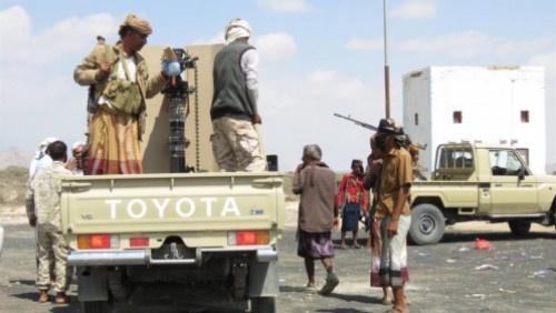 توتر ينذر بإنفجار الوضع في لودر على خلفية استحداثات لمليشا الاصلاح (اخوان #اليمن) المحسوبة على #الشرعية