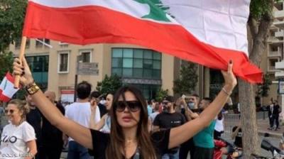 بين التغريد والتظاهر.. نجوم الفن يشاركون باحتجاجات #لبنان