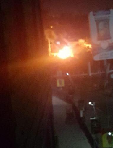 عاجل.. استهداف قيادي بالحزام بعبوة ناسفة في الشيخ عثمان بـ#العاصمة_عدن