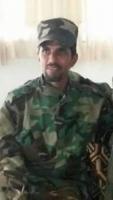 إدارة أمن عدن تنعي استشهاد القائد علي أحمد الشاعري في جبهة الفاخر شمال #الضالع
