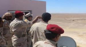 تدريب دفعة جديدة من قوات حماية الشركات النفطية بمعسكر المسيلة بحضرموت