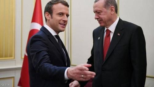 """فرنسا ترد على إهانة أردوغان.. بـ""""إجراء دبلوماسي"""""""