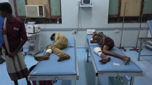 استشهاد 217 وجرح 2152 مدنياً جراء انتهاكات مليشيات #الحوثي في #الحديدة منذ انطلاق الهدنة الأممية (تقرير)