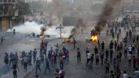 ارتفاع عدد قتلى الاحتجاجات في التحرير في العراق