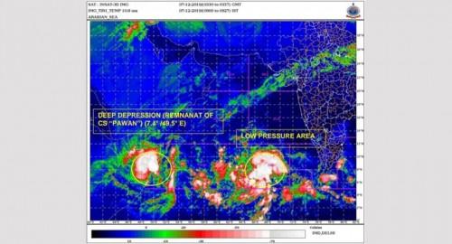 تحذيرات من سوء الأحوال الجوية في سقطرى وخليج عدن