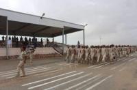 البحسني: نتعهد بالحفاظ على أمن #حضرموت واستقرارها وبناء قوة عسكرية منظمة