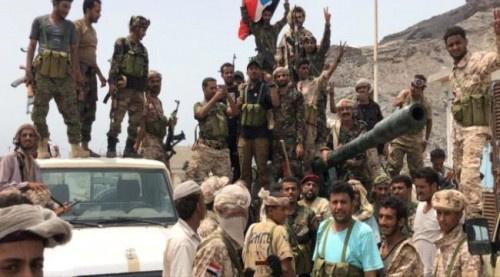 القوات الجنوبية تكبد تعزيزات #الحوثي خسائر فادحة غرب لحج وتنتشر في جبال الصوالحة