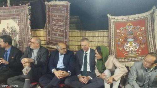 إيران تحتجز السفير البريطاني وتتهمه بالتحريض على الاحتجاجات