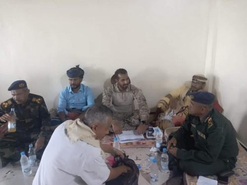 حزام ابين: لجنة التحالف ألزمت قوات الشرعية على الانسحاب من أبين في فترة زمنية محددة