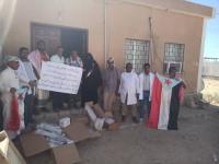 أعضاء الجمعية الوطنية بمحافظة المهرة يتلمسون احتياجات مستشفى سيحوت الريفي