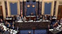 بدء محاكمة ترامب في مجلس الشيوخ الأميركي