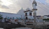 فريق مبادرة هويتي يزور عدد من المساجد التاريخية في كريتر
