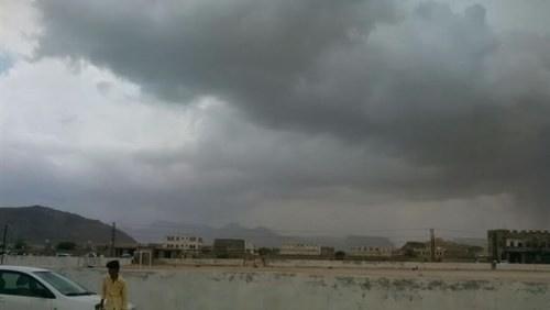 الأرصاد يحذر المواطنين من هطول أمطار غزيرة في هذه المناطق