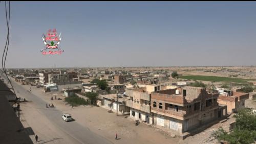 مليشيا #الحوثي تستهدف مستشفى التحيتا ب#الحديدة