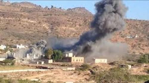 مسلحون قبليون يفجرون منزل محامي في إب عقب سقوط قتلى في مواجهات عنيفة