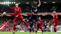 ليفربول يستعيد توازنه بثنائية في مرمى بورنموث
