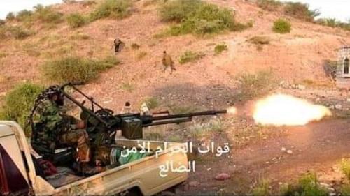 عملية نوعية للقوات الجنوبية تستهدف مواقع مليشيات الحوثي شمال #الضالع