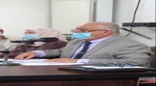 """د.الوالي يكشف حجم الدعم المقدم لمكافحة """"كورونا"""" في العاصمة عدن"""