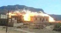 مليشيا الحوثي تشن حملة اختطافات للمواطنين وتستهدف القرى المأهولة شمال الضالع
