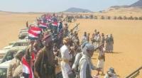 قيادي حوثي يدعو أبناء مراد إلى الاستيلاء على سلاح الاخونج والعودة إلى ديارهم