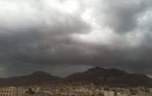تحذيرات من هطول أمطار غزيرة مصحوبة بعواصف رعدية على هذه المناطق