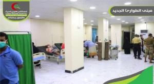 المستشفى الكوبي بعدن يستقبل (655) حالة بالحميات ويستغيث