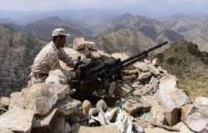 اندلاع معارك عنيفة في جبهة حيفان وسقوط ضحايا