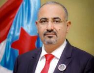 الرئيس الزُبيدي يُعزّي في وفاة المناضل العميد عبدالسلام الشاعري
