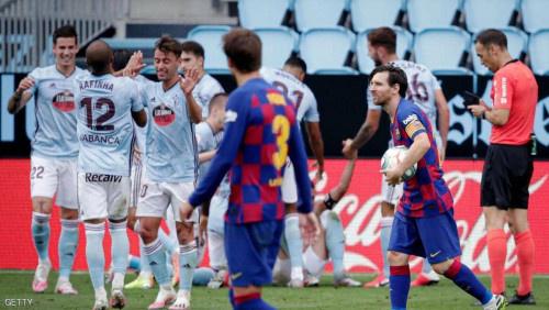 """""""هدف قاتل"""" يوجه لطمة لآمال برشلونة في اللقب ويقرب """"الملكي"""""""