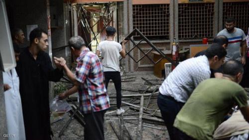 حريق يلتهم مصابين بفيروس كورونا في مستشفى بمصر