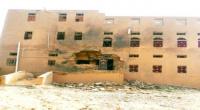 تدمير منازل المواطنين في شبوة.. صورة تعكس التنمية الإخوانية المزعومة