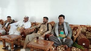 وصول قيادي بارز في الإصلاح برتبة عقيد إلى حضن الحوثي.. (الاسم والصورة)