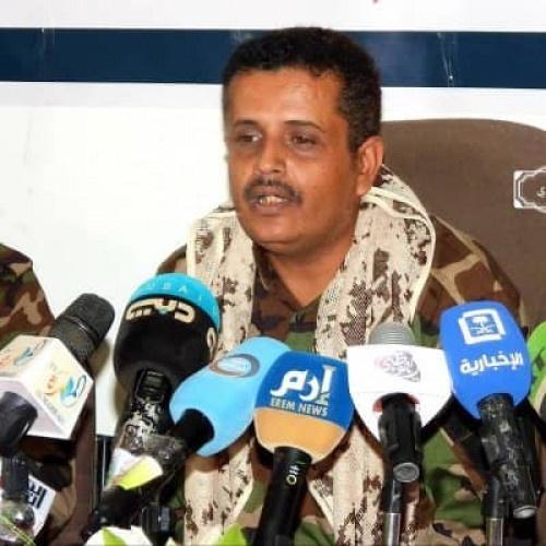 النقيب: مليشيات الاخوان تواصل خروقاتها لاتفاق وقف إطلاق النار بجبهة أبين