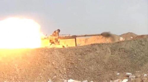 مليشيا الإخوان تجدد عدوانها على مواقع القوات الجنوبية بمحافظة أبين